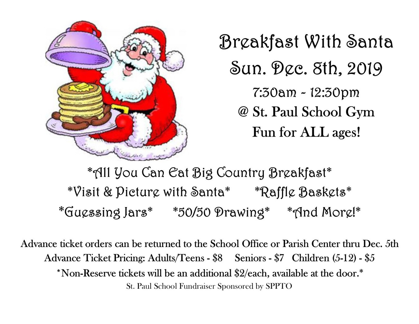 Breakfastwithsantaflyer19