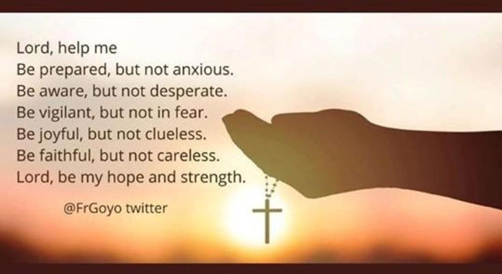 Frgoyo Prayer