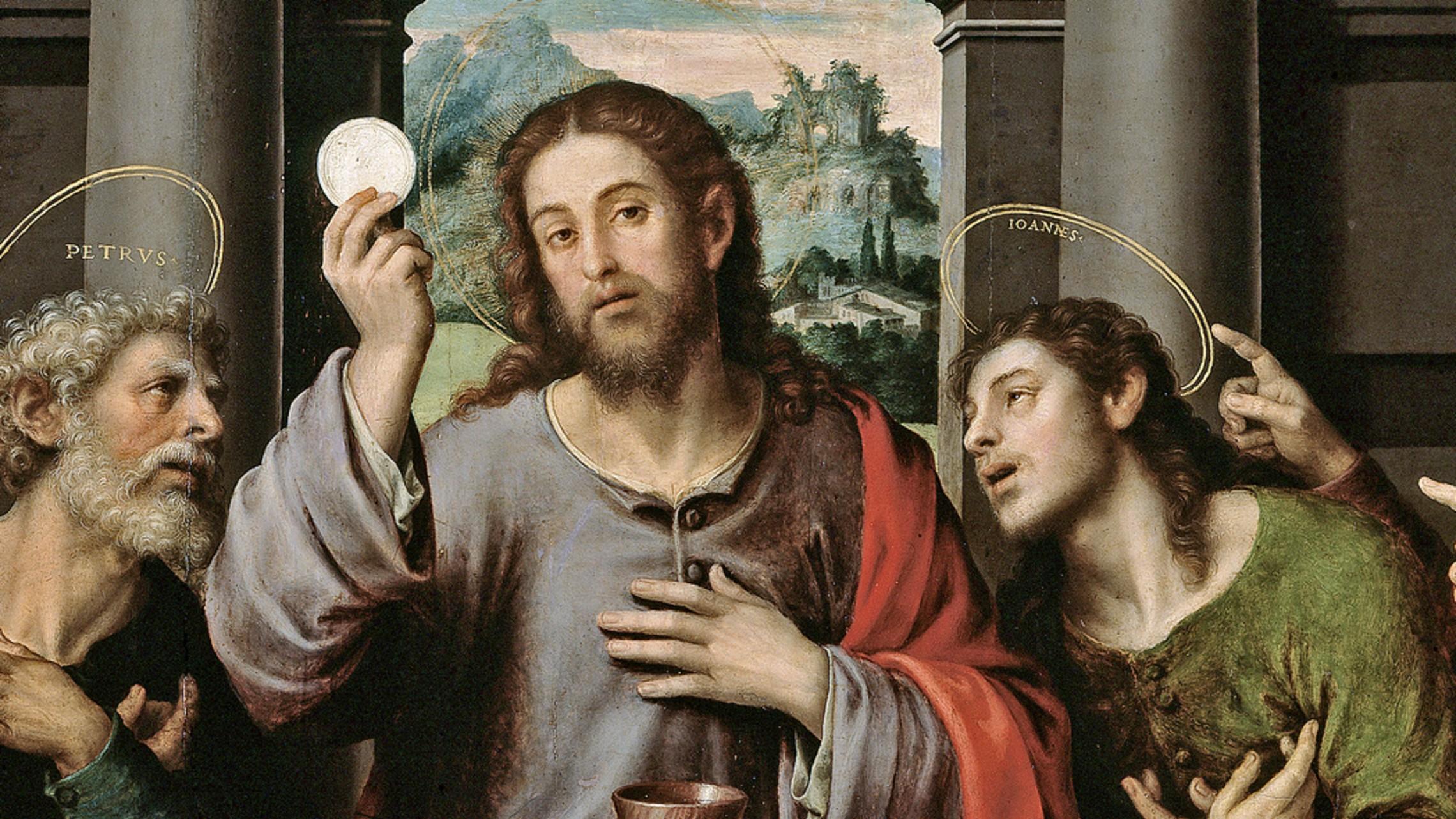 Jesus and the Eucharist